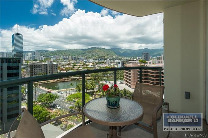 Allure Waikiki condo #1407, Honolulu, Hawaii - photo 1 of 12