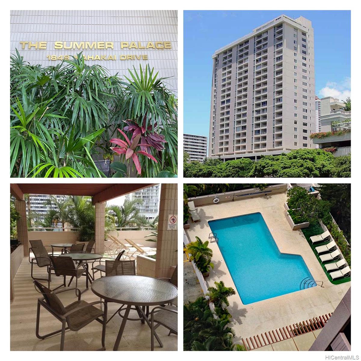 Summer Palace condo # 2405, Honolulu, Hawaii - photo 23 of 25