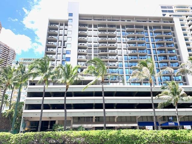 Palms At Waikiki condo # 1022, Honolulu, Hawaii - photo 1 of 23