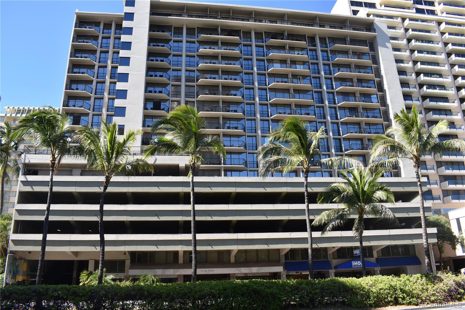 Palms At Waikiki condo # 501, Honolulu, Hawaii - photo 18 of 18