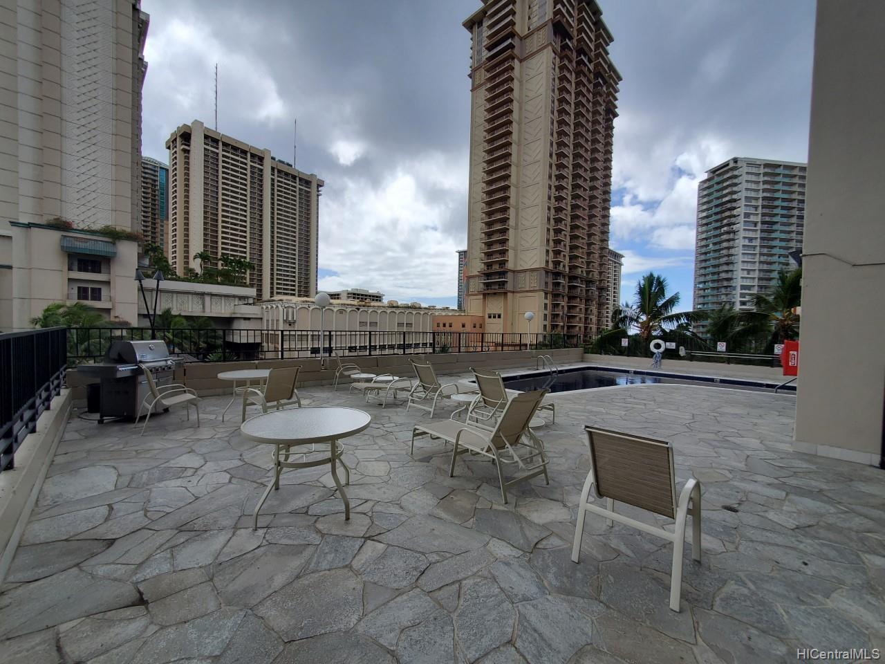 Palms At Waikiki condo # 801, Honolulu, Hawaii - photo 11 of 15