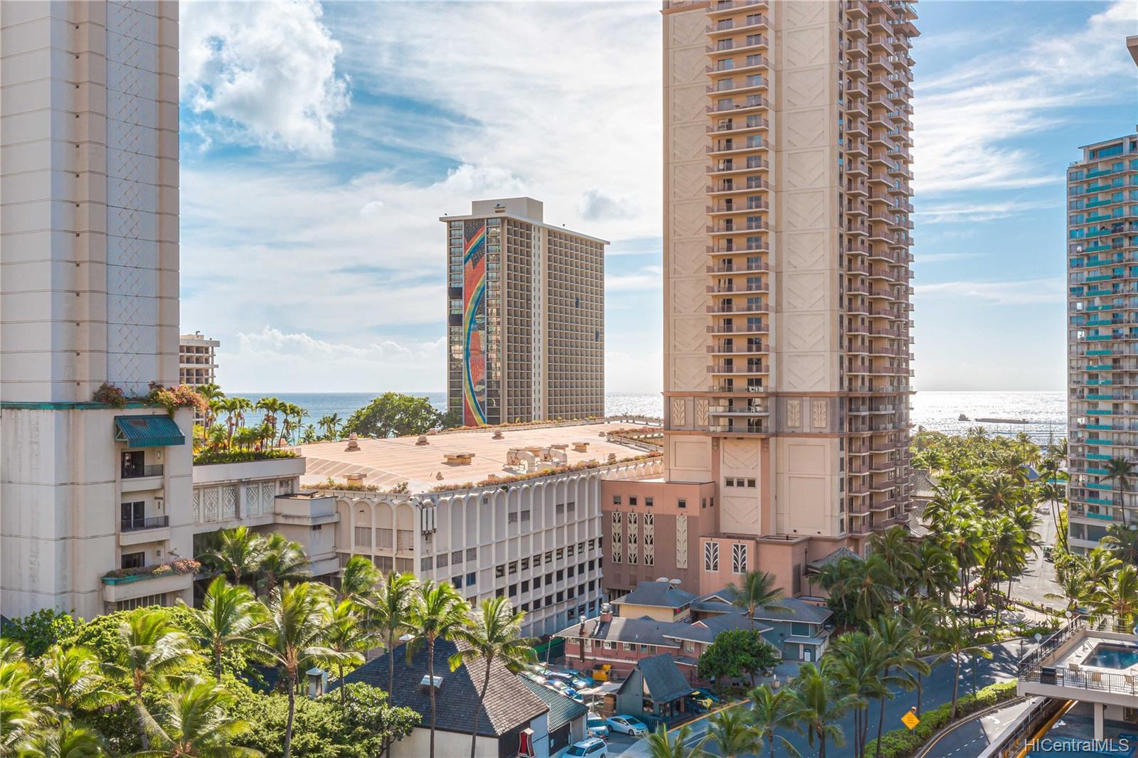 Wailana at Waikiki condo # 1200, Honolulu, Hawaii - photo 20 of 22