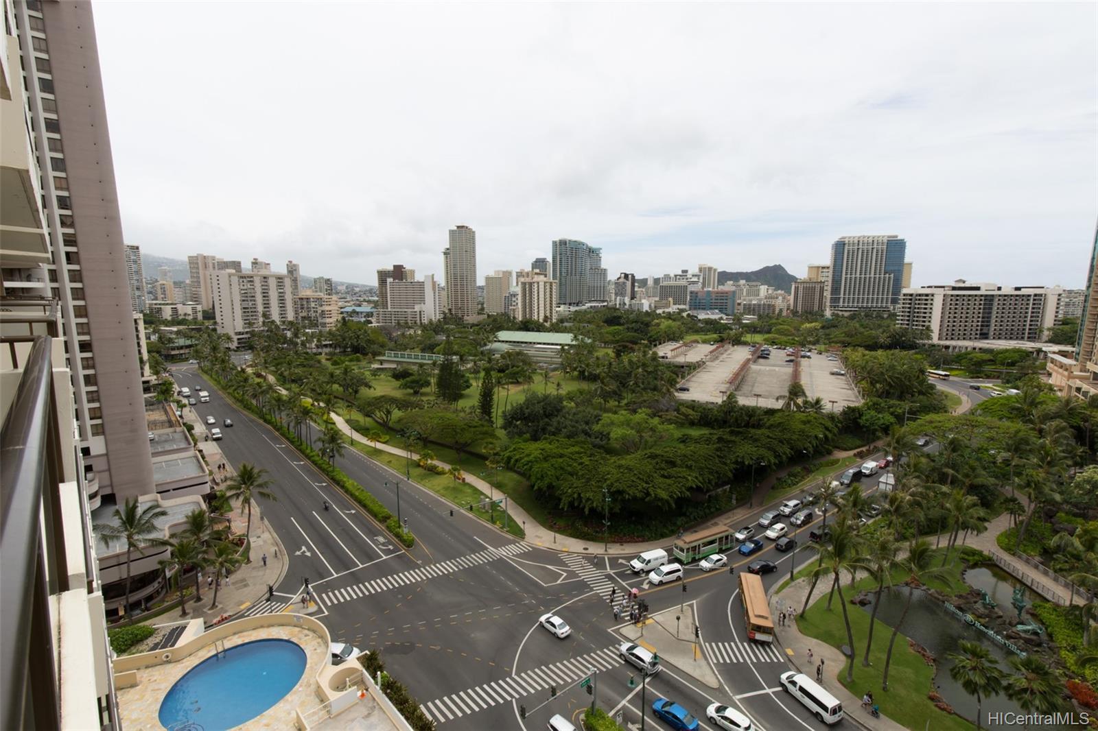 Wailana At Waikiki condo # 1508, Honolulu, Hawaii - photo 20 of 23