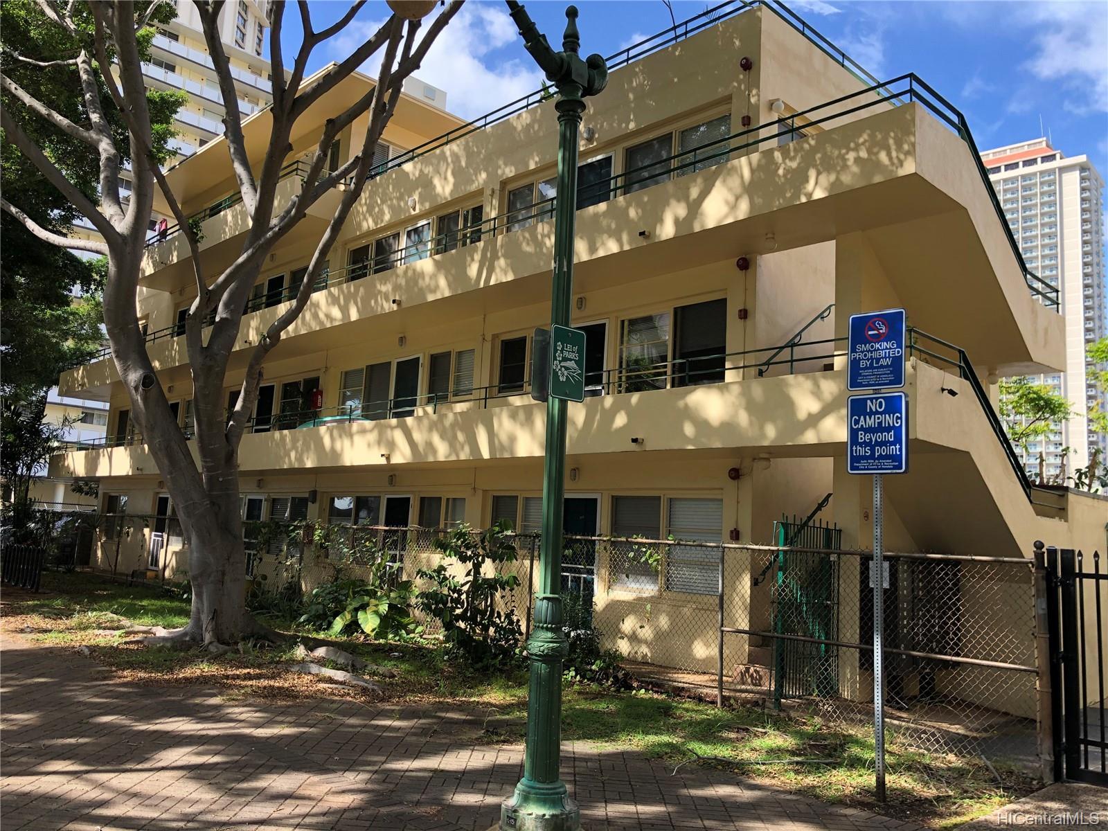 Commodore Waikiki condo # 103, Honolulu, Hawaii - photo 12 of 12