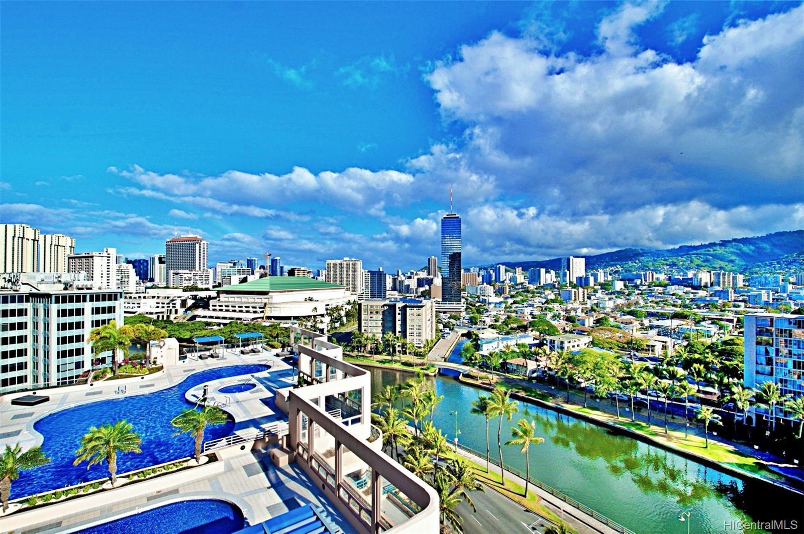 Waikiki Landmark condo # 1802, Honolulu, Hawaii - photo 16 of 25