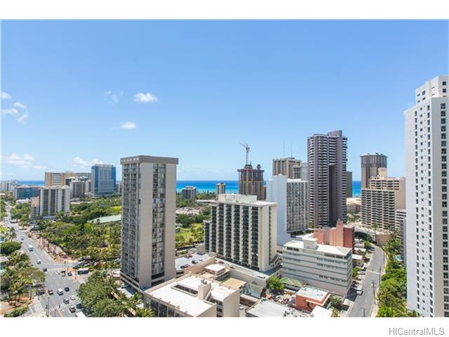 Waikiki Landmark condo #2704, Honolulu, Hawaii - photo 1 of 21