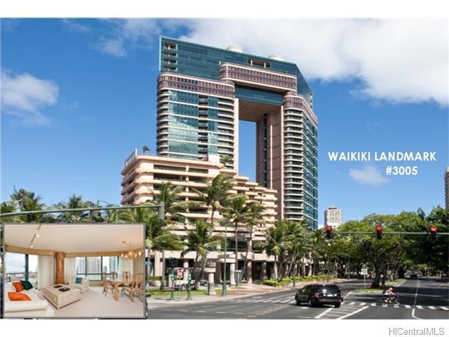 Waikiki Landmark condo #3005, Honolulu, Hawaii - photo 1 of 21
