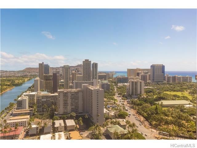 Waikiki Landmark condo #3306, Honolulu, Hawaii - photo 1 of 19