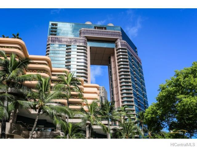 Waikiki Landmark condo #2501, Honolulu, Hawaii - photo 1 of 19