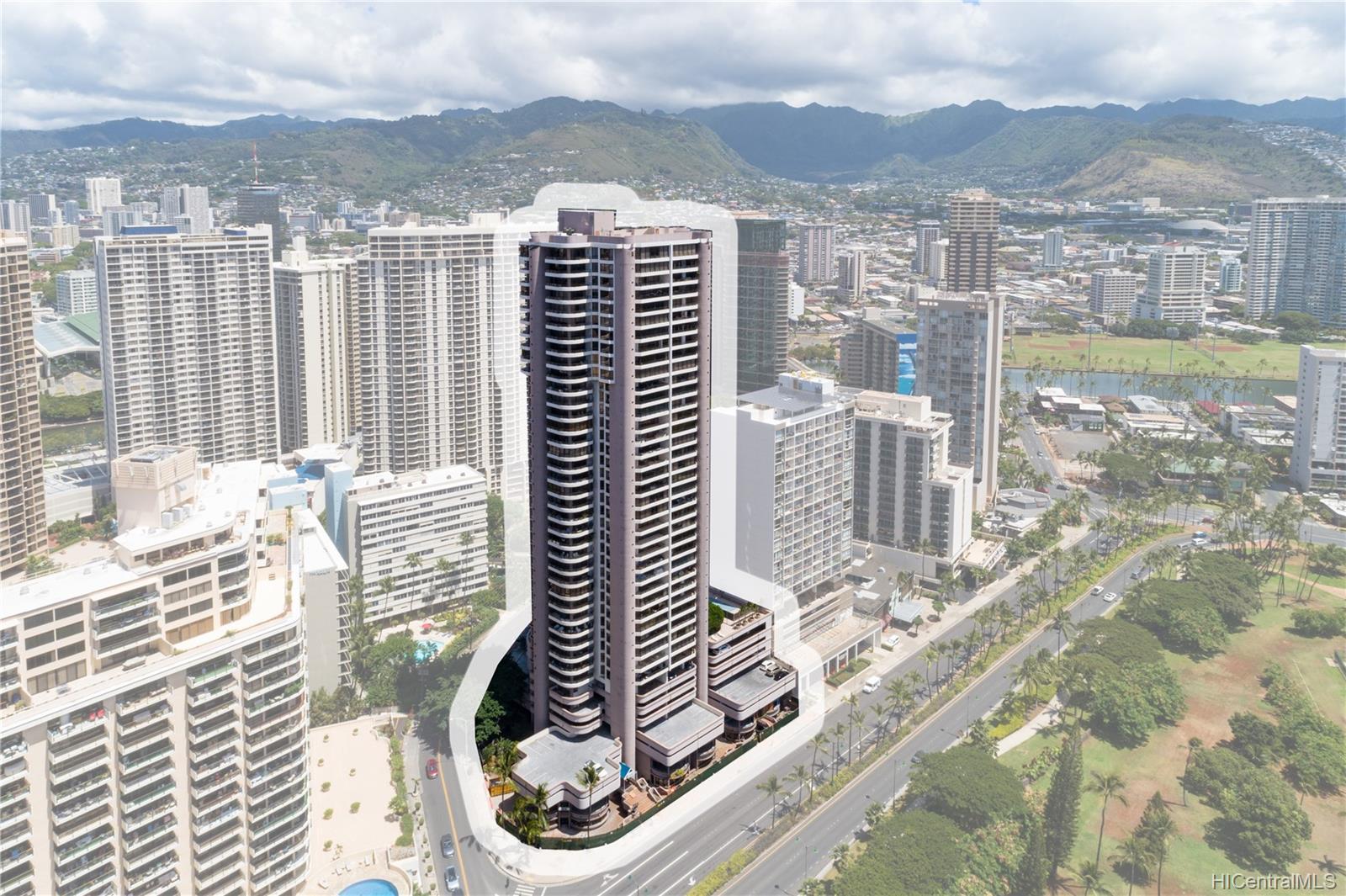 Canterbury Pl condo # 8C, Honolulu, Hawaii - photo 19 of 25