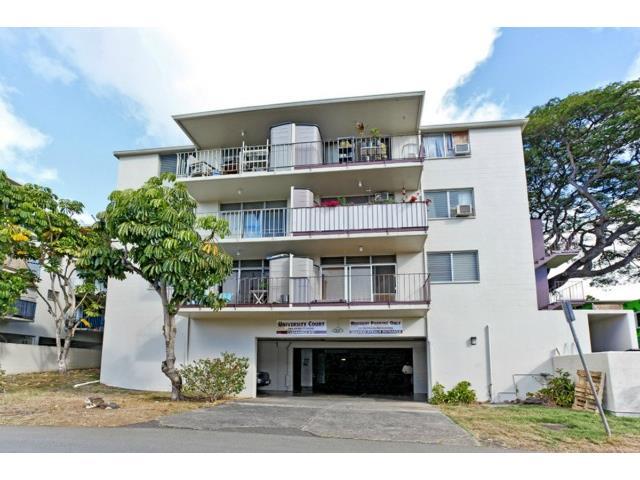 University Court Apts condo # 208, Honolulu, Hawaii - photo 1 of 7