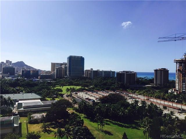 Inn on the park condo #1607, Honolulu, Hawaii - photo 0 of 3