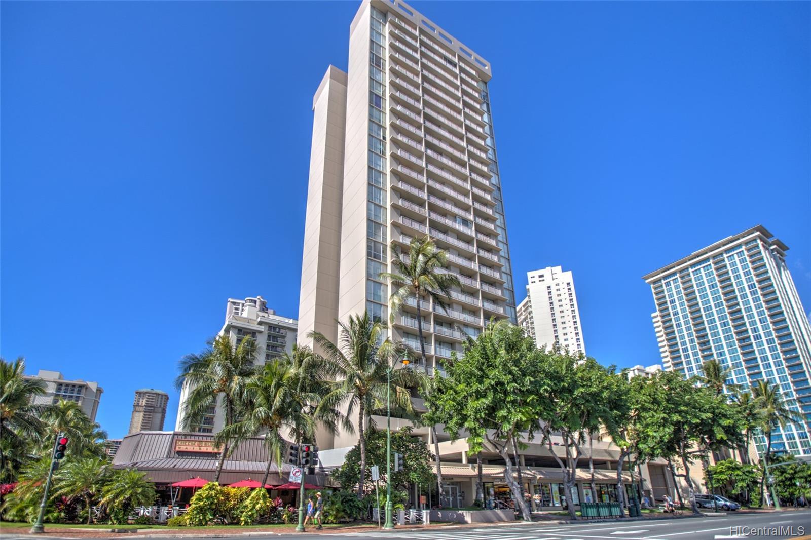 Pavilion at Waikiki condo # 1406, Honolulu, Hawaii - photo 18 of 25