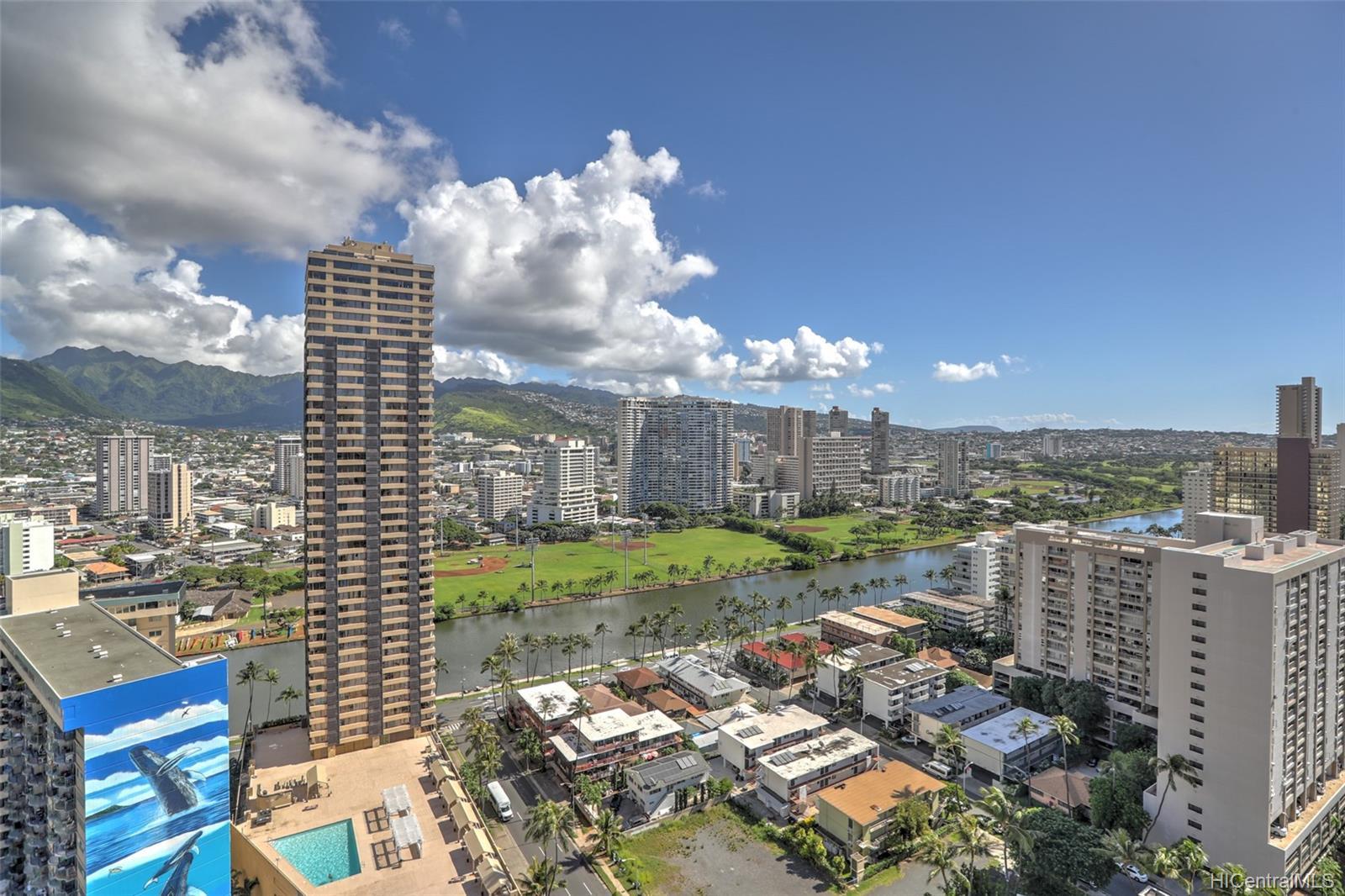 Pavilion at Waikiki condo # 1406, Honolulu, Hawaii - photo 23 of 25