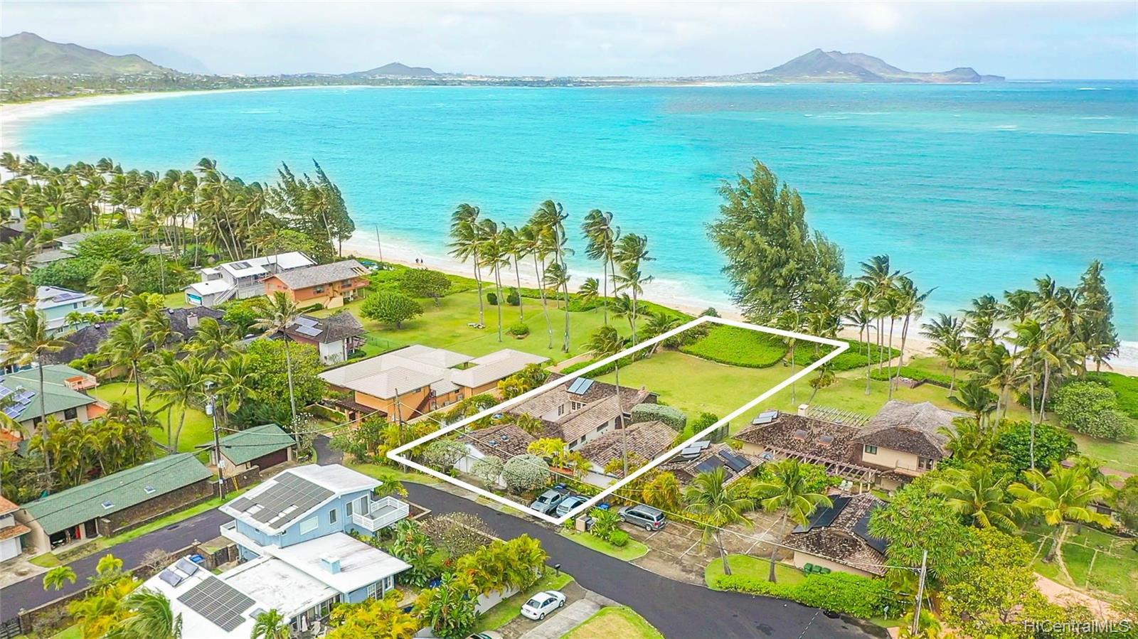 20  Puukani Place Beachside, Kailua home - photo 1 of 19