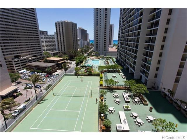 Waikiki Banyan condo # 1212 T-2, Honolulu, Hawaii - photo 11 of 15