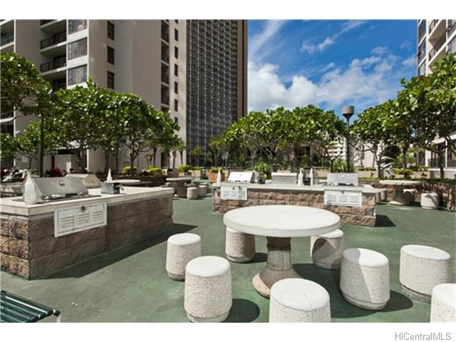 Waikiki Banyan condo # 1212 T-2, Honolulu, Hawaii - photo 13 of 15