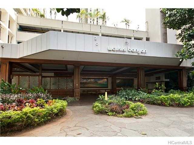 Waikiki Banyan condo # 1212 T-2, Honolulu, Hawaii - photo 15 of 15