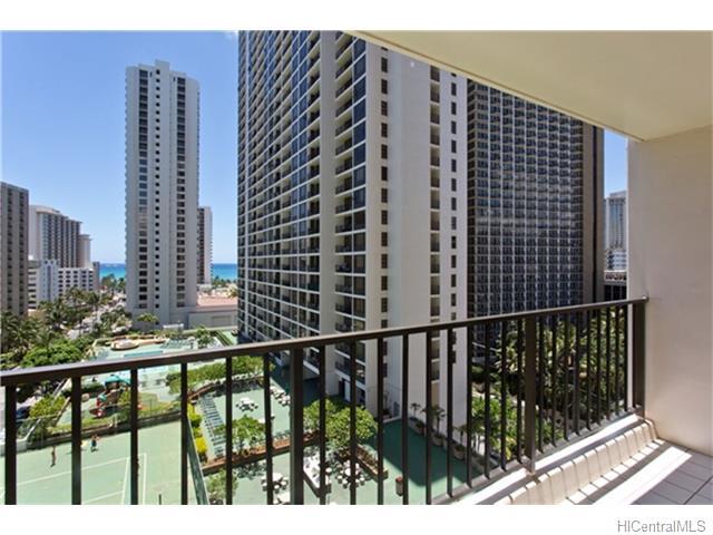 Waikiki Banyan condo # 1212 T-2, Honolulu, Hawaii - photo 9 of 15