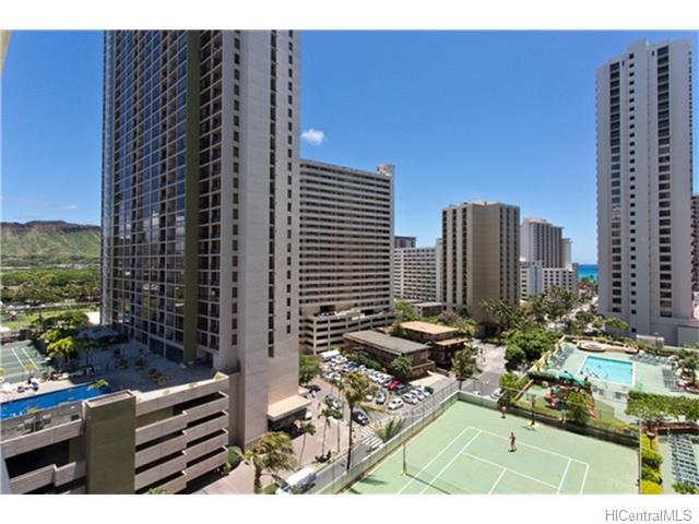 Waikiki Banyan condo # 1212 T-2, Honolulu, Hawaii - photo 10 of 15