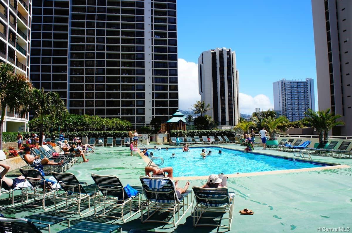 Waikiki Banyan condo # 1614, Honolulu, Hawaii - photo 16 of 20