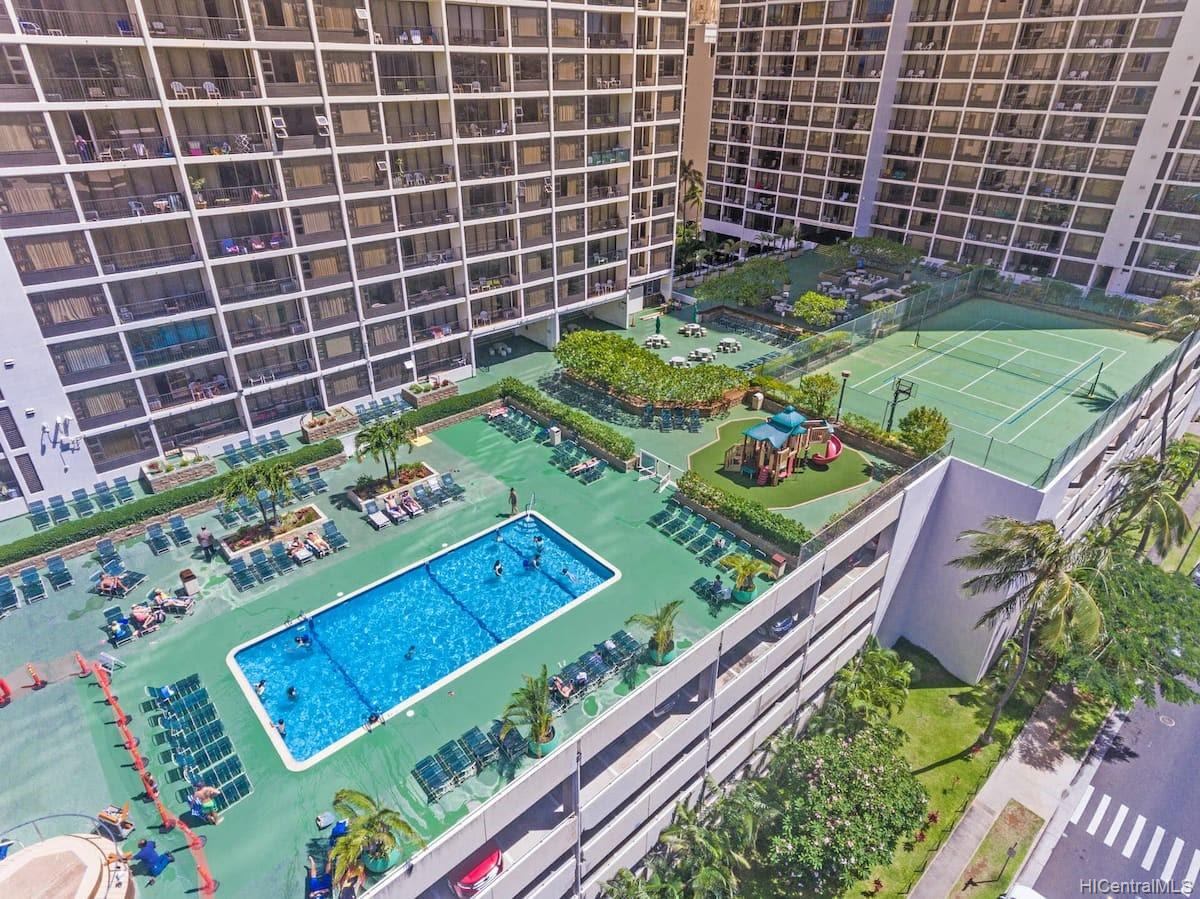 Waikiki Banyan condo # 1614, Honolulu, Hawaii - photo 17 of 20