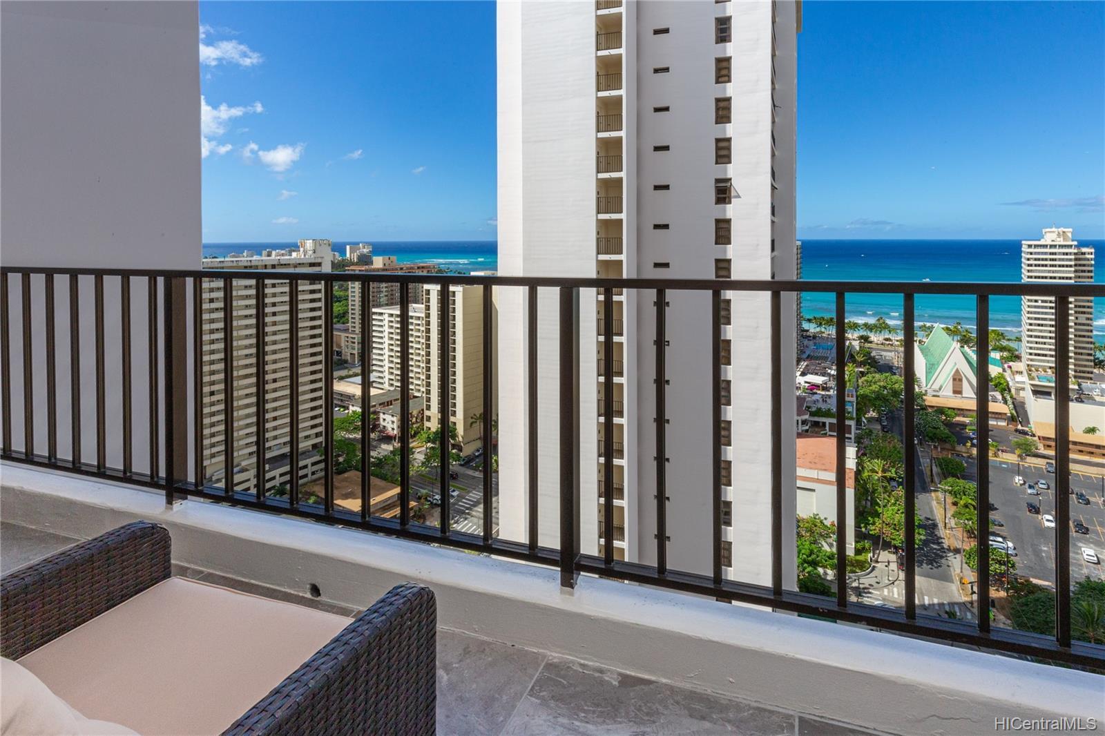 Waikiki Banyan condo # 2902 Tower 2, Honolulu, Hawaii - photo 18 of 25