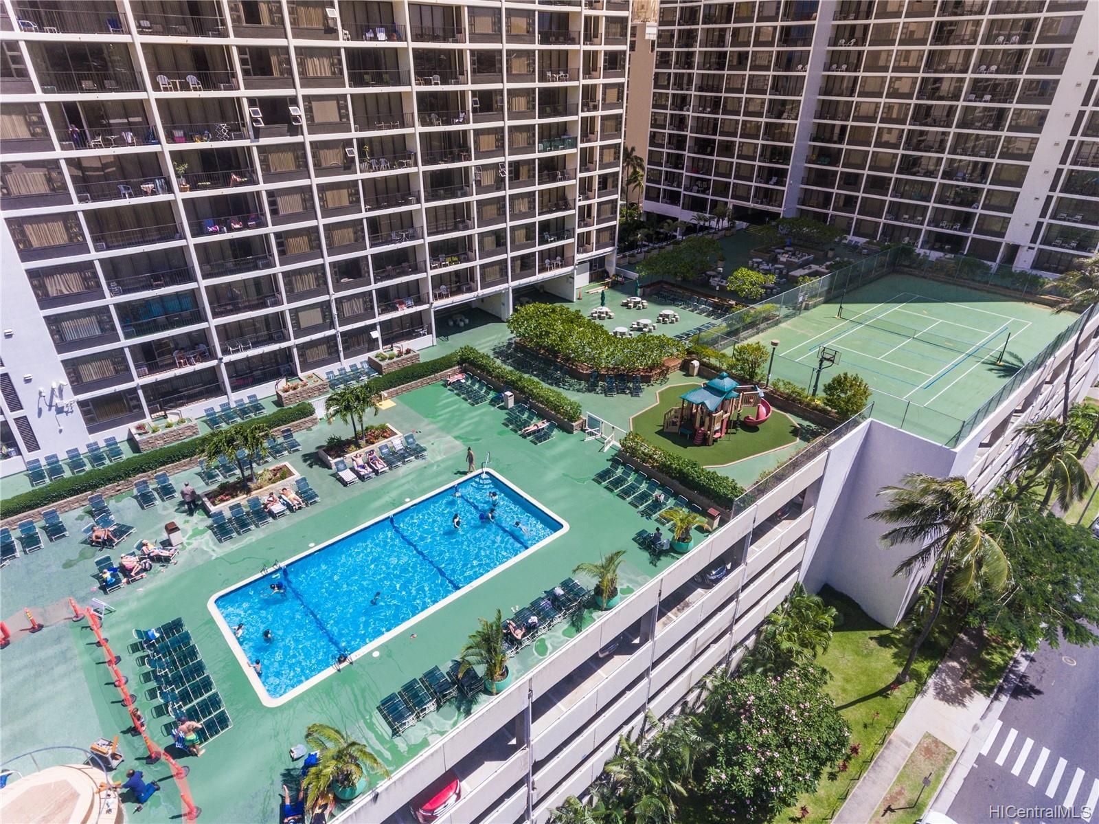 Waikiki Banyan condo # 2902 Tower 2, Honolulu, Hawaii - photo 20 of 25