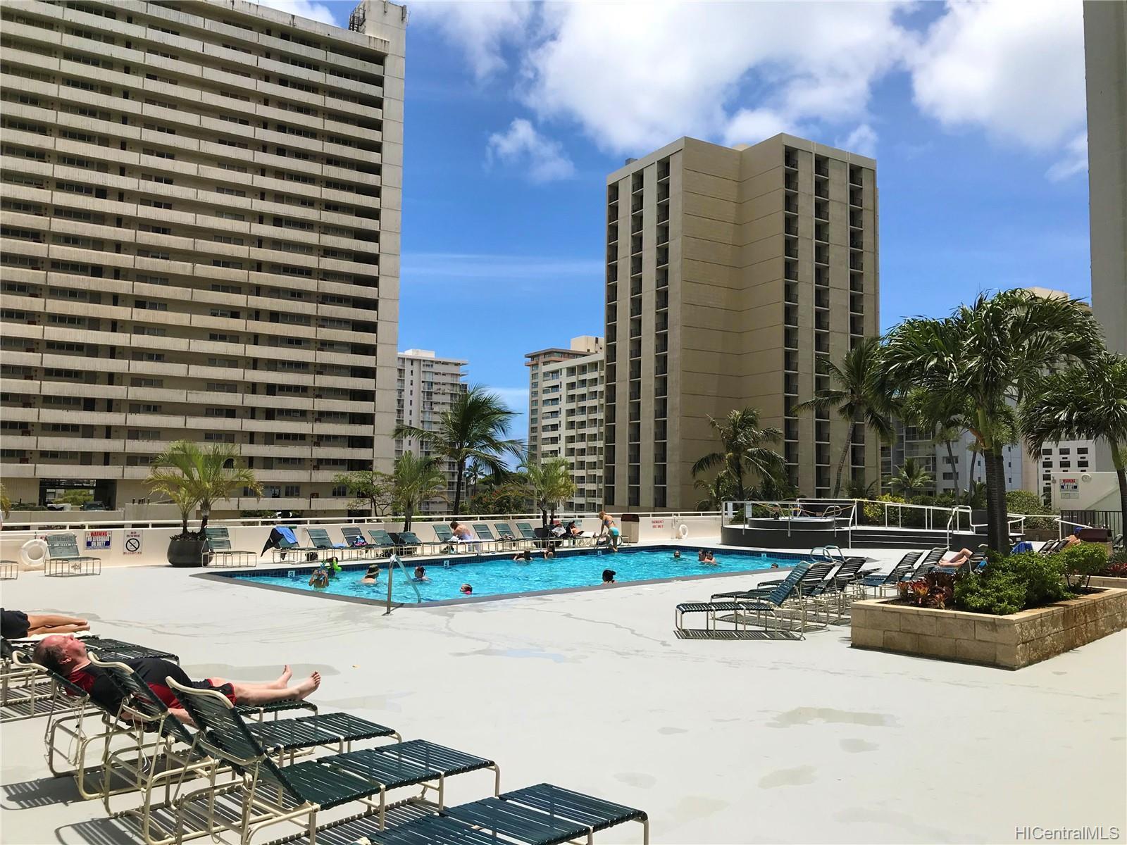 Waikiki Banyan condo # 2902 Tower 2, Honolulu, Hawaii - photo 21 of 25