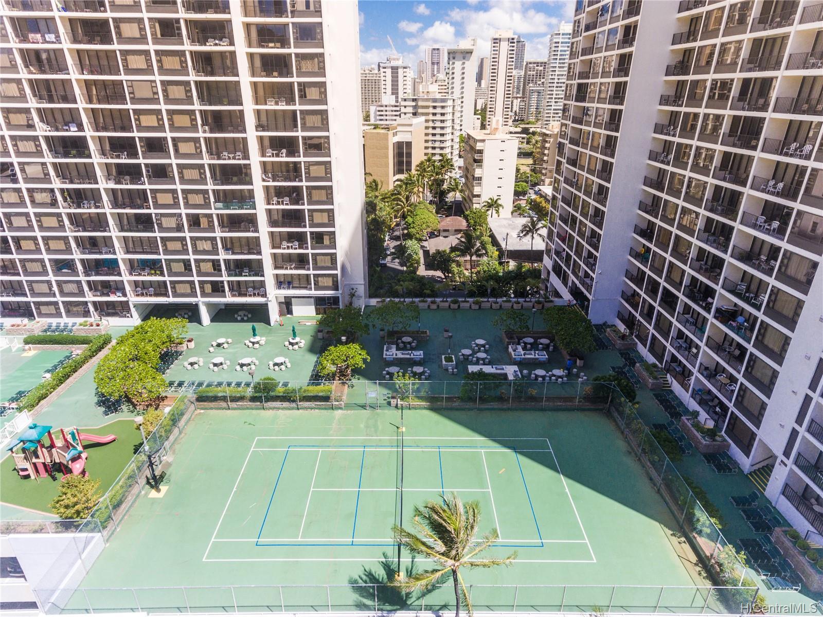 Waikiki Banyan condo # 2902 Tower 2, Honolulu, Hawaii - photo 23 of 25