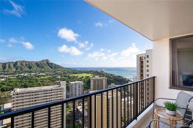 Waikiki Banyan condo #3511-Makai, Honolulu, Hawaii - photo 1 of 18