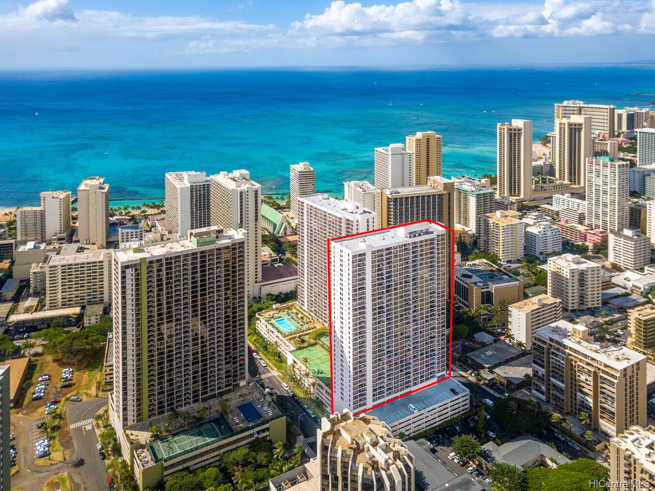 Waikiki Banyan condo # 714, Honolulu, Hawaii - photo 2 of 20