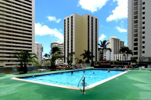 Waikiki Banyan condo # MAUKA-1113, Honolulu, Hawaii - photo 9 of 10