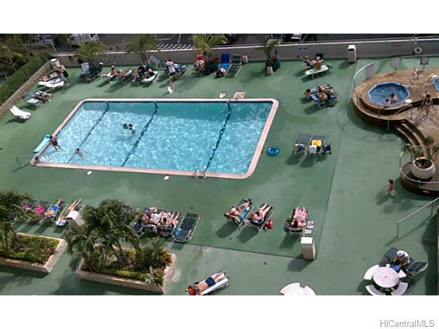 Waikiki Banyan condo # 1213-1, Honolulu, Hawaii - photo 5 of 8