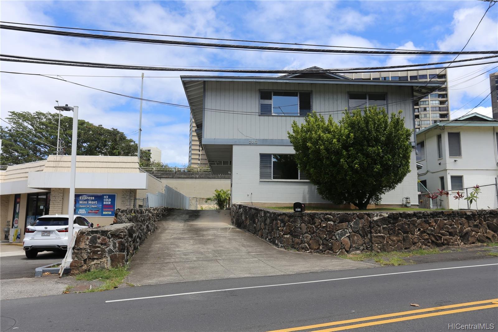 2012 Pacific Hts Road Honolulu - Rental - photo 1 of 25