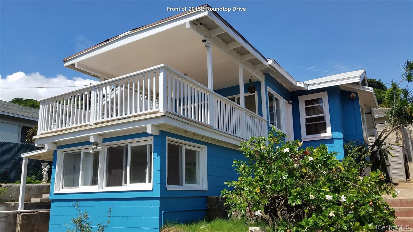 2015B  Round Top Drive Makiki Heights, Honolulu home - photo 1 of 25