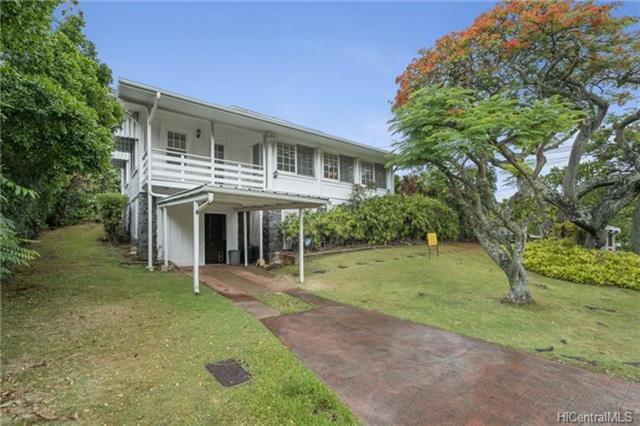 2017  Lanihuli Drive Manoa-lower, Honolulu home - photo 1 of 25