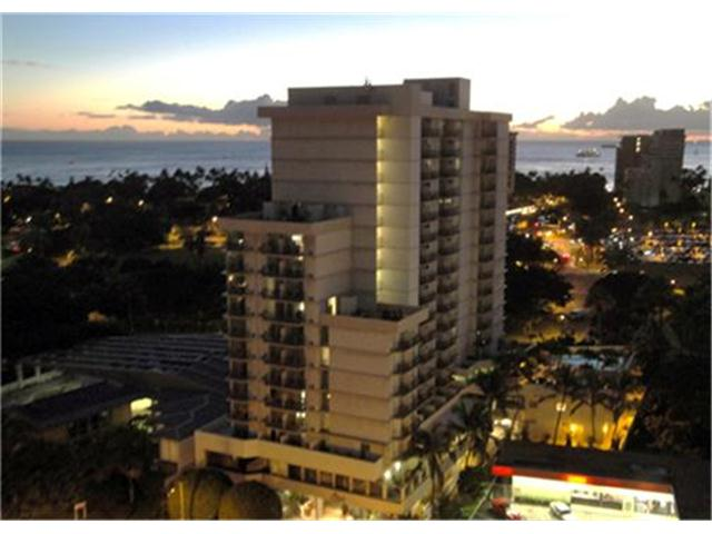 Luana Waikiki condo # 606, Honolulu, Hawaii - photo 1 of 15