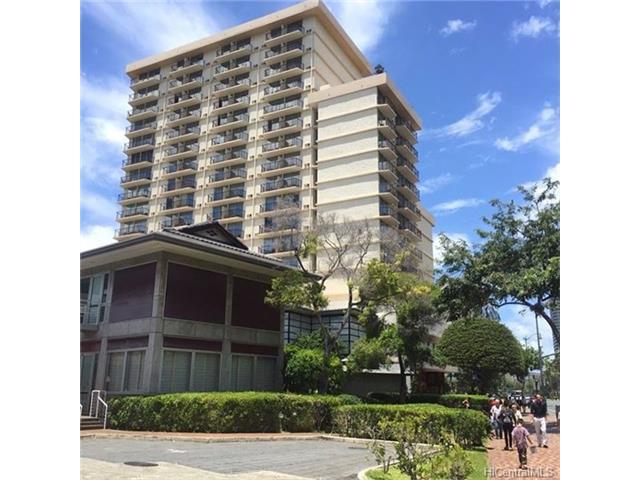 Luana Waikiki condo #1114, Honolulu, Hawaii - photo 1 of 10