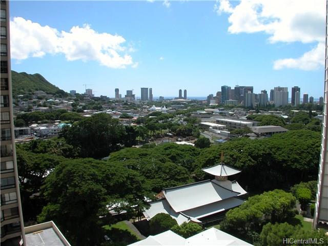Nuuanu Parkside condo # 1201, Honolulu, Hawaii - photo 23 of 23
