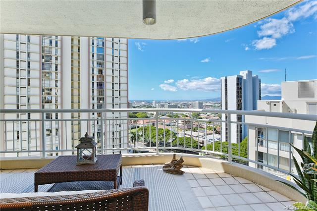Nuuanu Parkside condo # 1503, Honolulu, Hawaii - photo 8 of 10