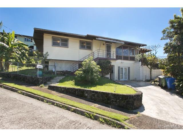 2060  Kilakila Dr Alewa Heights, Honolulu home - photo 1 of 16