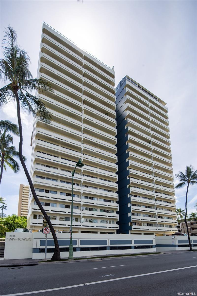Twin Towers The condo # B53, Honolulu, Hawaii - photo 18 of 18