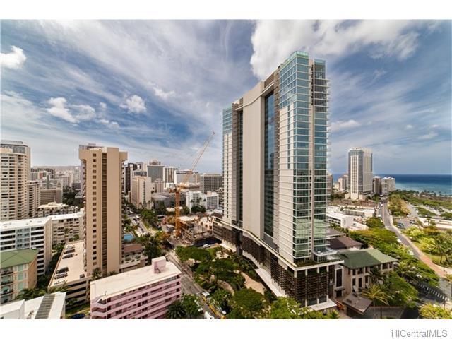 La Casa condo #1402, Honolulu, Hawaii - photo 1 of 9