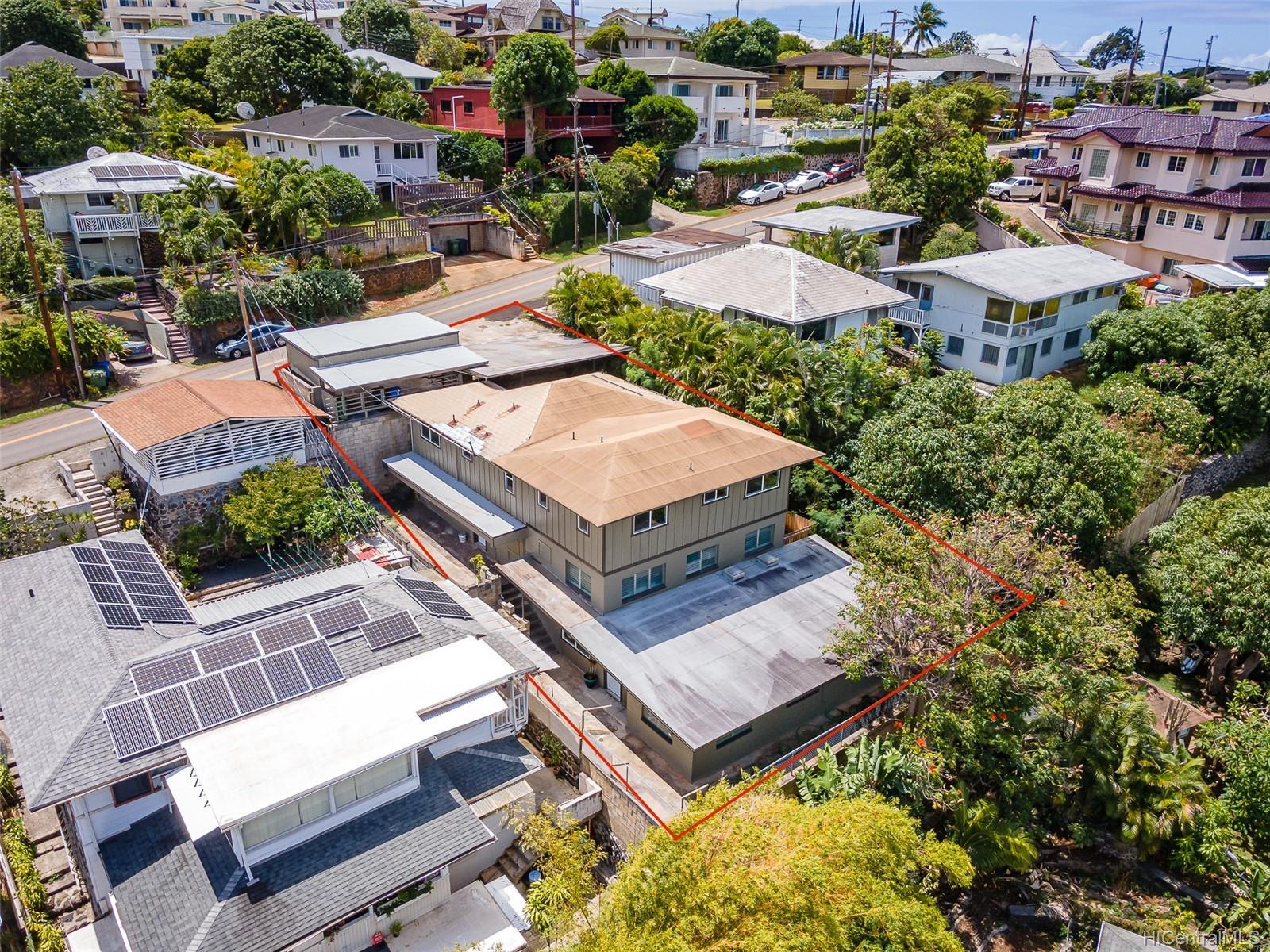 2119  Hillcrest Street Kamehameha Heights, Honolulu home - photo 22 of 25