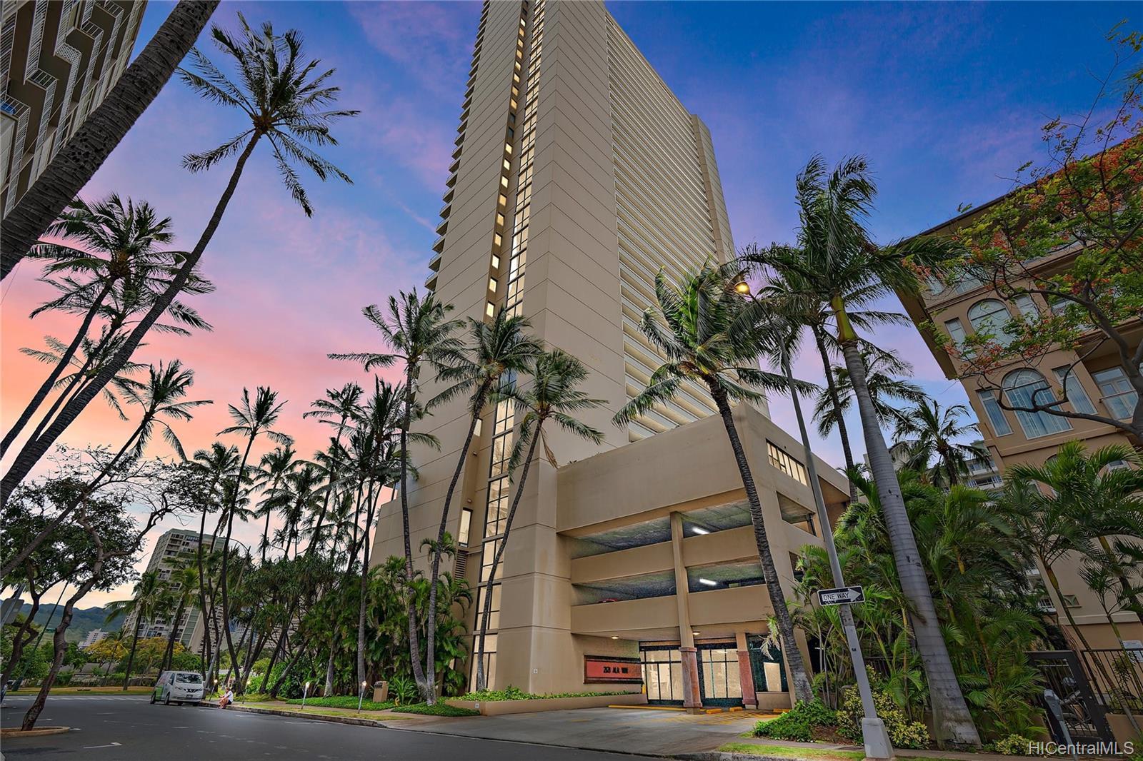 2121 Ala Wai condo # 3703, Honolulu, Hawaii - photo 1 of 25