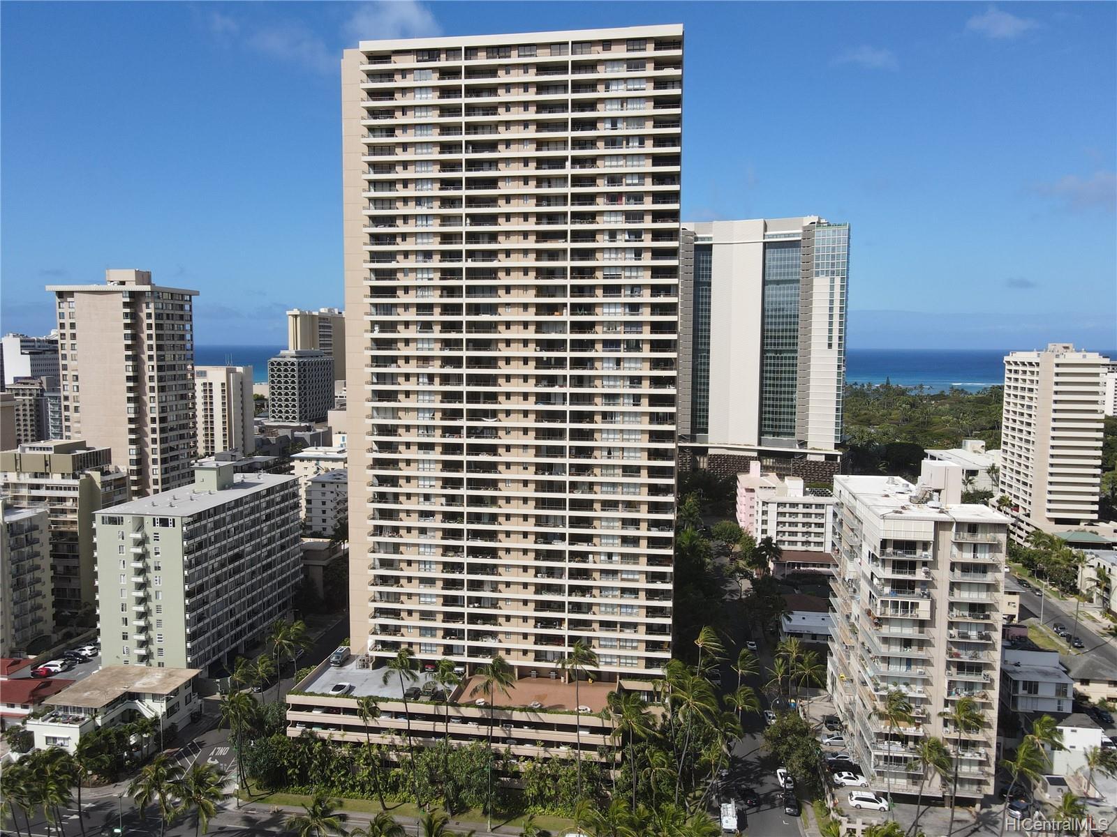 2121 Ala Wai condo # 3703, Honolulu, Hawaii - photo 22 of 25