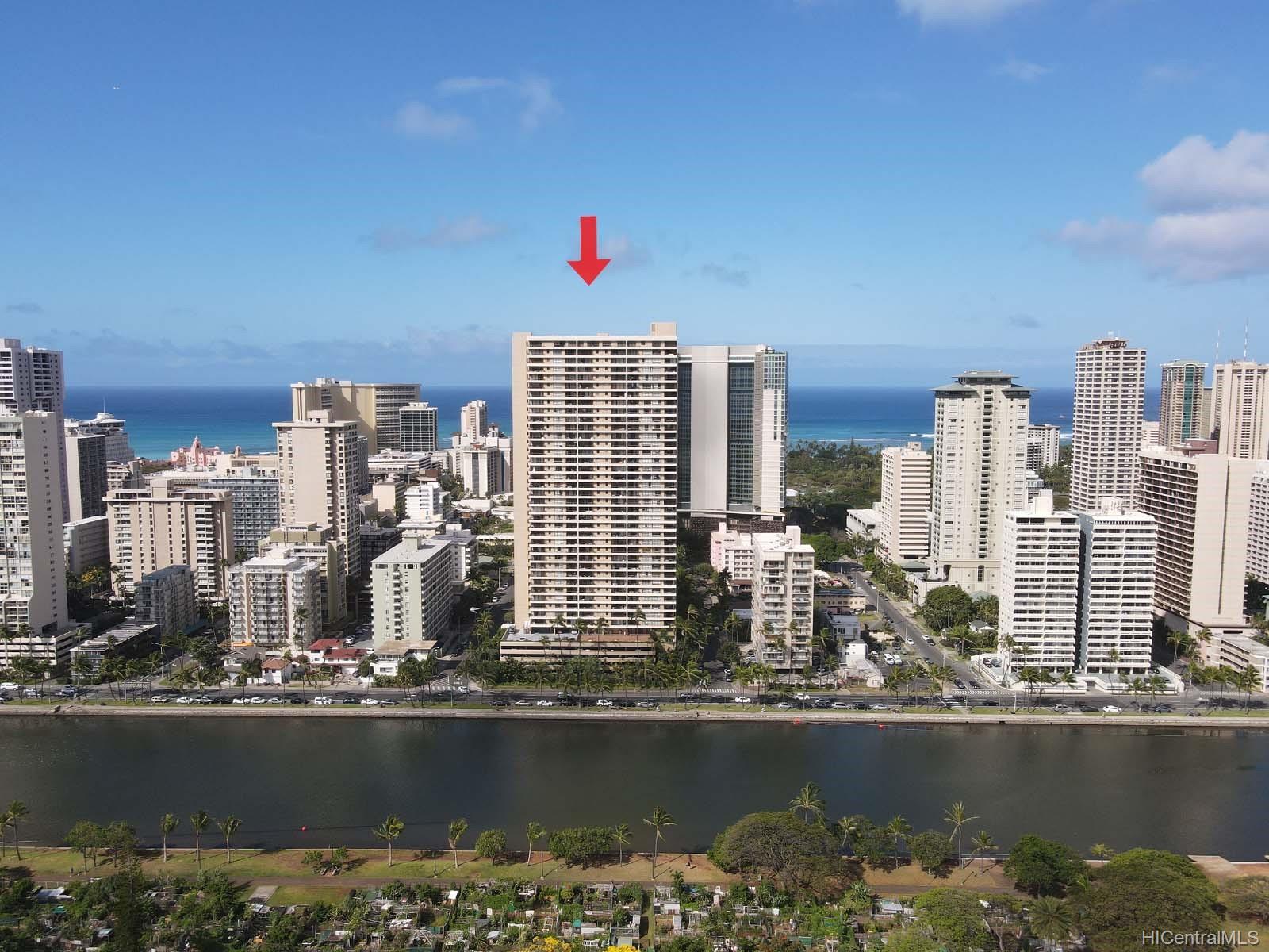 2121 Ala Wai condo # 3703, Honolulu, Hawaii - photo 24 of 25