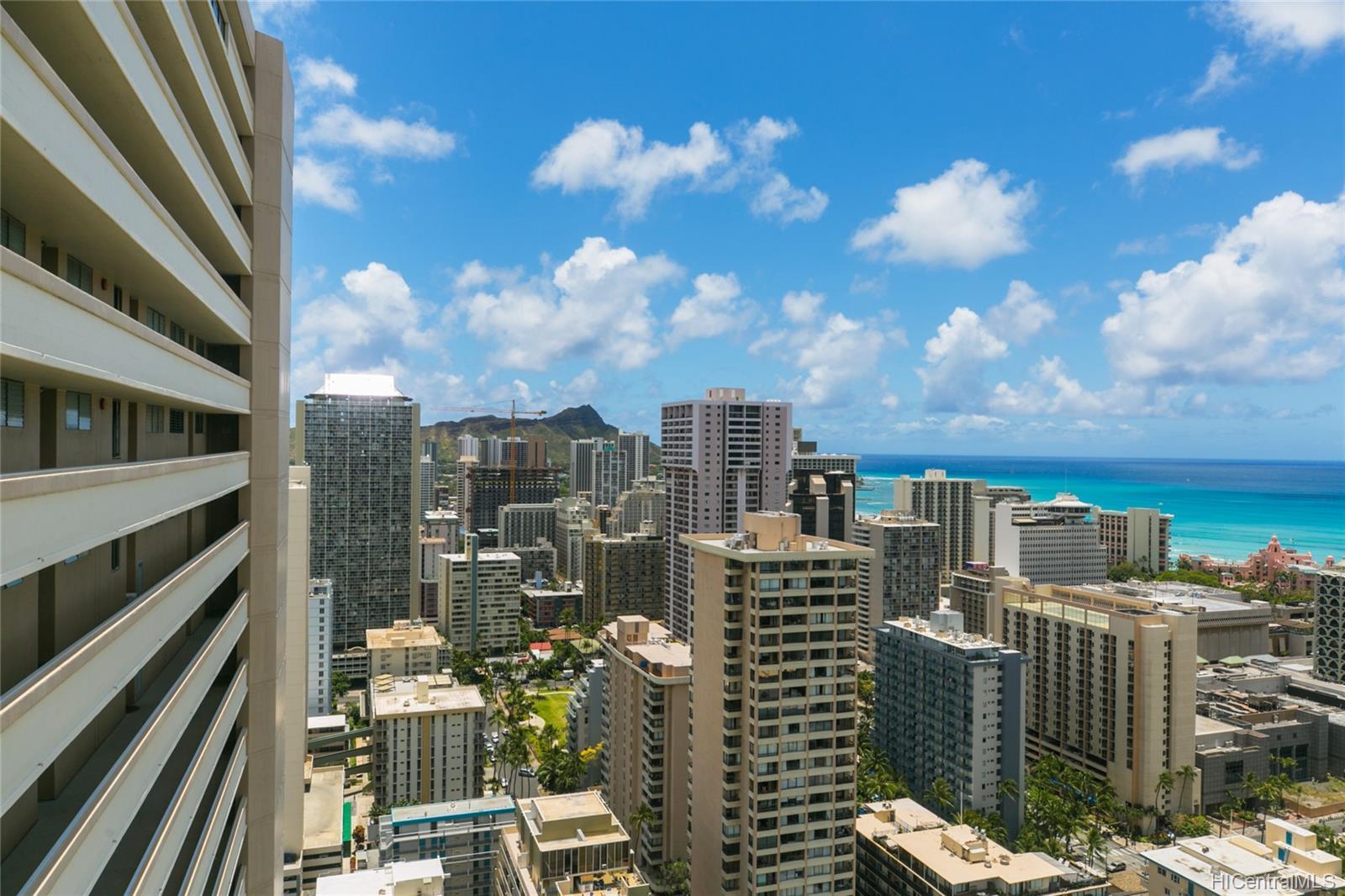 2121 Ala Wai condo # 3706, Honolulu, Hawaii - photo 24 of 25
