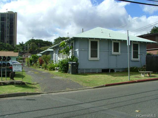 2138 Kanealii Ave Honolulu - Multi-family - photo 1 of 2